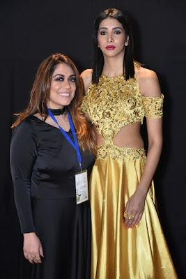 Noor-E-Izdihaar: Designer Dolly Nagpal Unleashed Persian Delight At ADW 2017