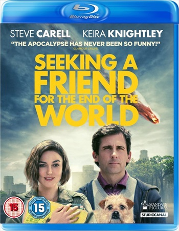 Seeking a Friend For The End of The World 2012 Dual Audio Hindi Bluray Download