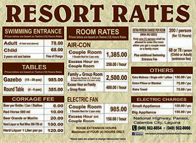 Affordable Resort in Pansol