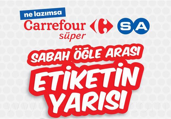 Carrefour 2017 kasım, Carrefour etiketin yarısı, Carrefour aktüel ürünler kataloğu
