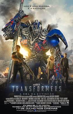 Transformers: A Era da Extinção BDRip AVI Dual Áudio + RMVB Dublado