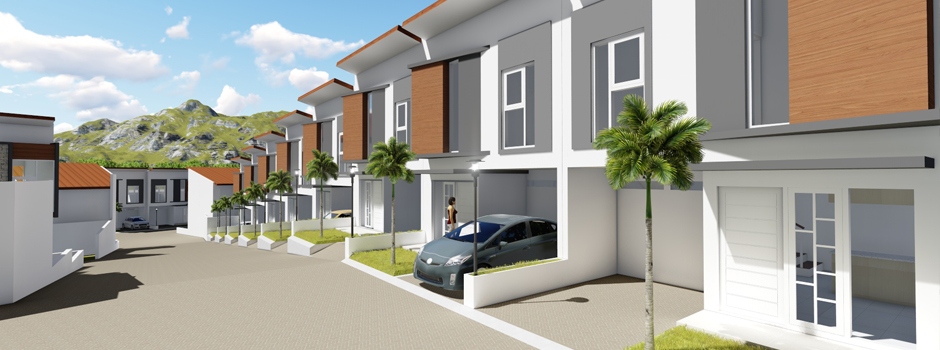 Exotic Panderman Hill - Rumah Villa di Batu Malang Foto 5
