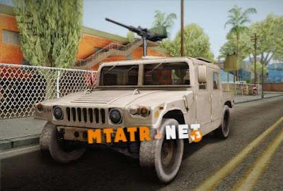HMMWV Humvee