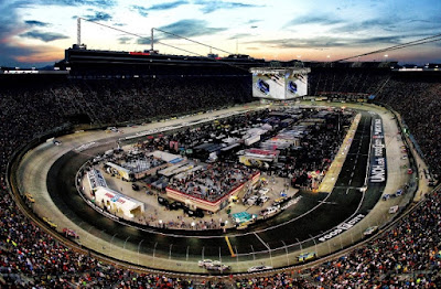 All three NASCAR series will head to the last GREAT COLOSSEUM in Bristol, Tennessee. #NASCAR