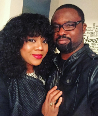 Image result for Stella damasus and husband
