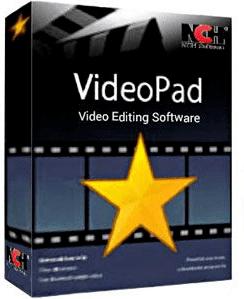 تحميل برنامج تحرير وإنشاء الفيديو VideoPad Video Editor