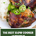 The Best Slow Cooker Jamaican Jerk Chicken