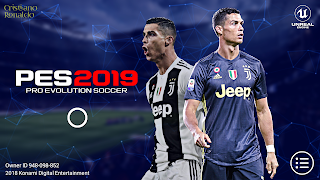 PES 2019 Mobile v3.0.1 New Graphics Patch Android