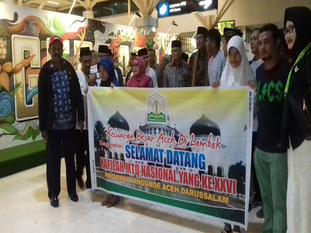 Sambut Kedatangan Kafilah MTQN, Pemerintah Aceh Janjikan Bonus