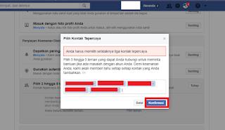 Cara Agar Akun Facebook Kita Anti Sesi dan Anti Report