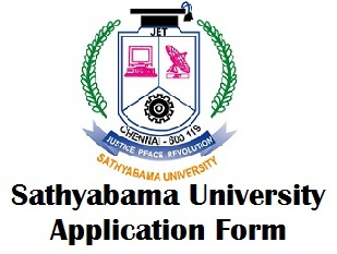 Sathyabama University Entrance Exam 2018