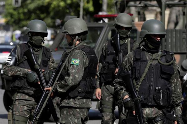 Homem invade batalhão do Exército em Natal, rende militar e rouba fuzil