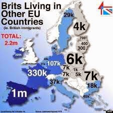 EU Law Analysis: What happens to British expatriates if the