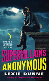 Supervillians Anonymous by Lexie Dunn