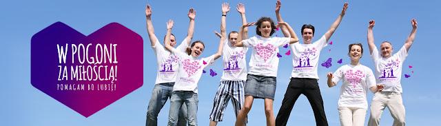 Fundacja Razem Lepiej bierze udział w kampanii - W pogoni za miłością - Pomagam Bo Lubię
