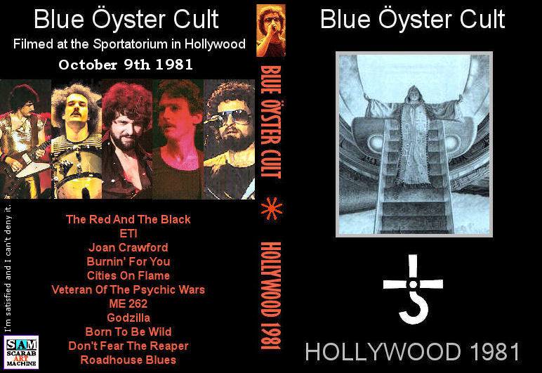 blue oyster cult live