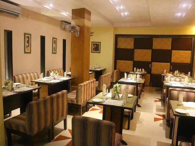 Restaurant Design- Ghaziabad