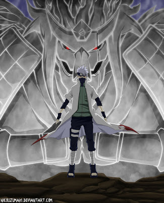 Menguak Misteri Susanoo Kakashi