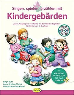 Babyzeichen Babygebärden Kindergebärden Babysprache Buch