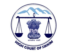High Court of Sikkim, Sikkim High Court, Sikkim HC, HC, high court, Sikkim, Clerk, Typist, Accountant, 10th, freejobalert, Sarkari Naukri, Latest Jobs, sikkim hc logo