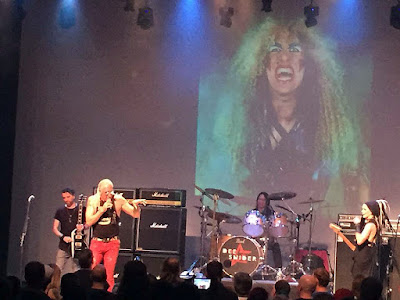 "Fuckin' Dee Snider on stage at the Ridgefield Playhouse in Connecticut September 2017 in support of his solo album ""We Are The Ones""... long live Twisted Sister... long live fuckin' DEE!!!"
