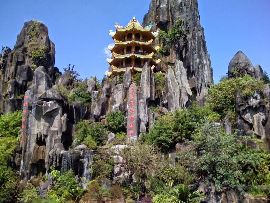 Du lịch Ngũ Hành Sơn Đà Nẵng