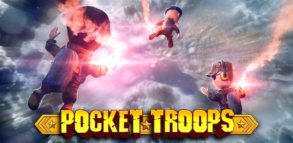 تحميل لعبة Pocket Troops مهكرة آخر إصدار للاندرويد
