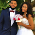 Regina Daniel Dazzles In Immaculate Wedding Dress As She Weds On The Set of A Movie