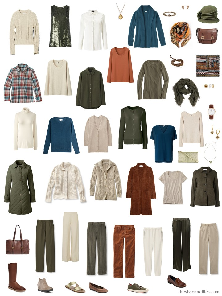 How To Build A Capsule Wardrobe: Starting From Scratch