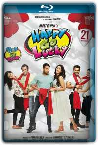 Happy Go Lucky (2014) Punjabi Film Download 350MB