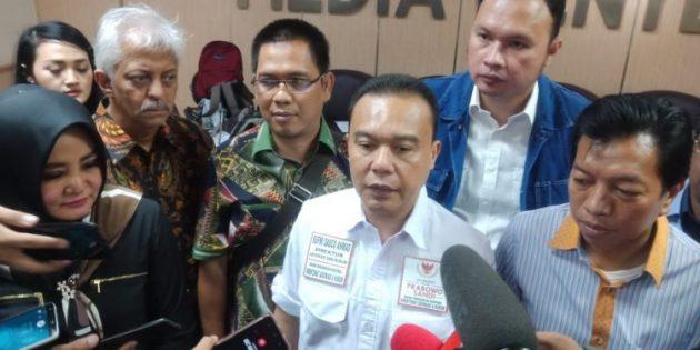 BPN Prabowo – Sandi Minta Agar Situng Segera Di Hentikan