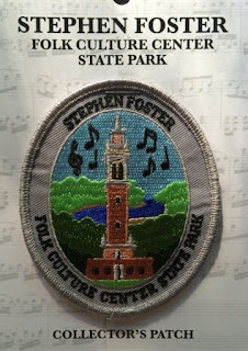 Stephen Foster Folk Culture Center State Park Patch