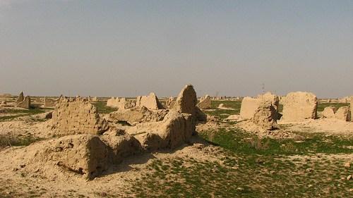 Turkmenistan'da Gezilecek 10 Yer