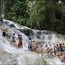 Sungai Terjun Dunn di Jamaika