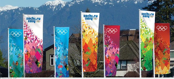 Olympic Inspiration: Quilt Inspiration: Free Pattern Day And Olympic