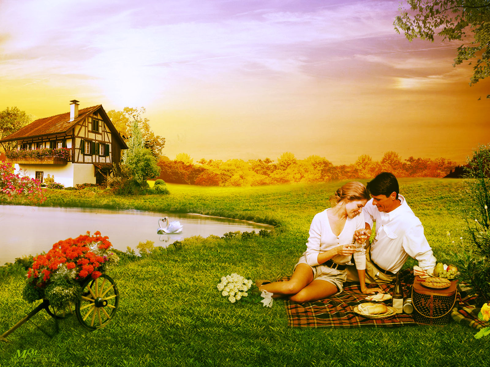 Beautiful Romantic Love Hd Wallpapers For Couples: Desktop Wallpapers,Animals Wallpapers,Flowers Wallpapers