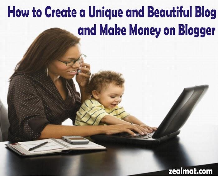 Blogger.Com - Create A Unique And Beautiful Blog