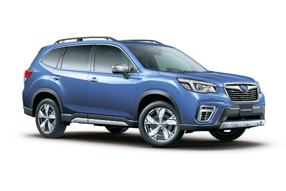 Subaru Eyesight Video >> 2019 Subaru Forester Nets Highest Safety Rating from JNCAP ...