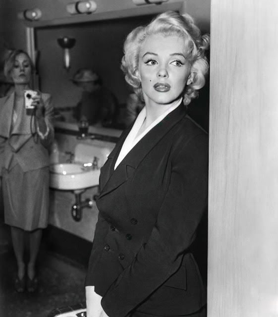 Maralyn Monroe time travel