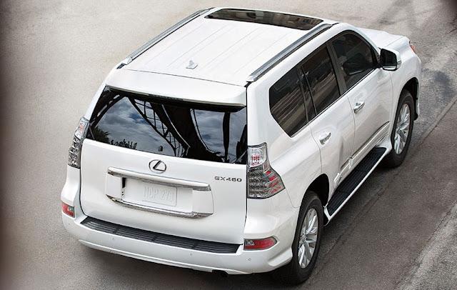 2018 Lexus GX 460 Redesign