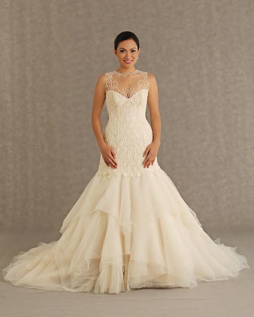 Designer Wedding Gown Rental: Veluz Ready To Wear 2013 Wedding Gown Collection