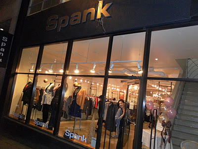 Spank commercial vancouver