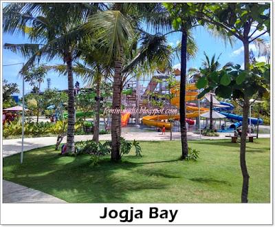 Jogja Bay ialah Themed Waterpark paling kece yang pernah gue kunjungi di Yogyakarta Jogja Bay Prates Themed Waterpark dengan Wahana Super Seru Dekat Bandara Adisutjipto. Ahoy!!