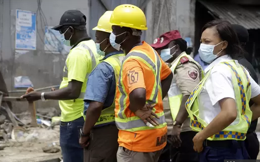 Bereaved Mother  Commits Suicide After Losing Two Children In Lagos Building Collapse