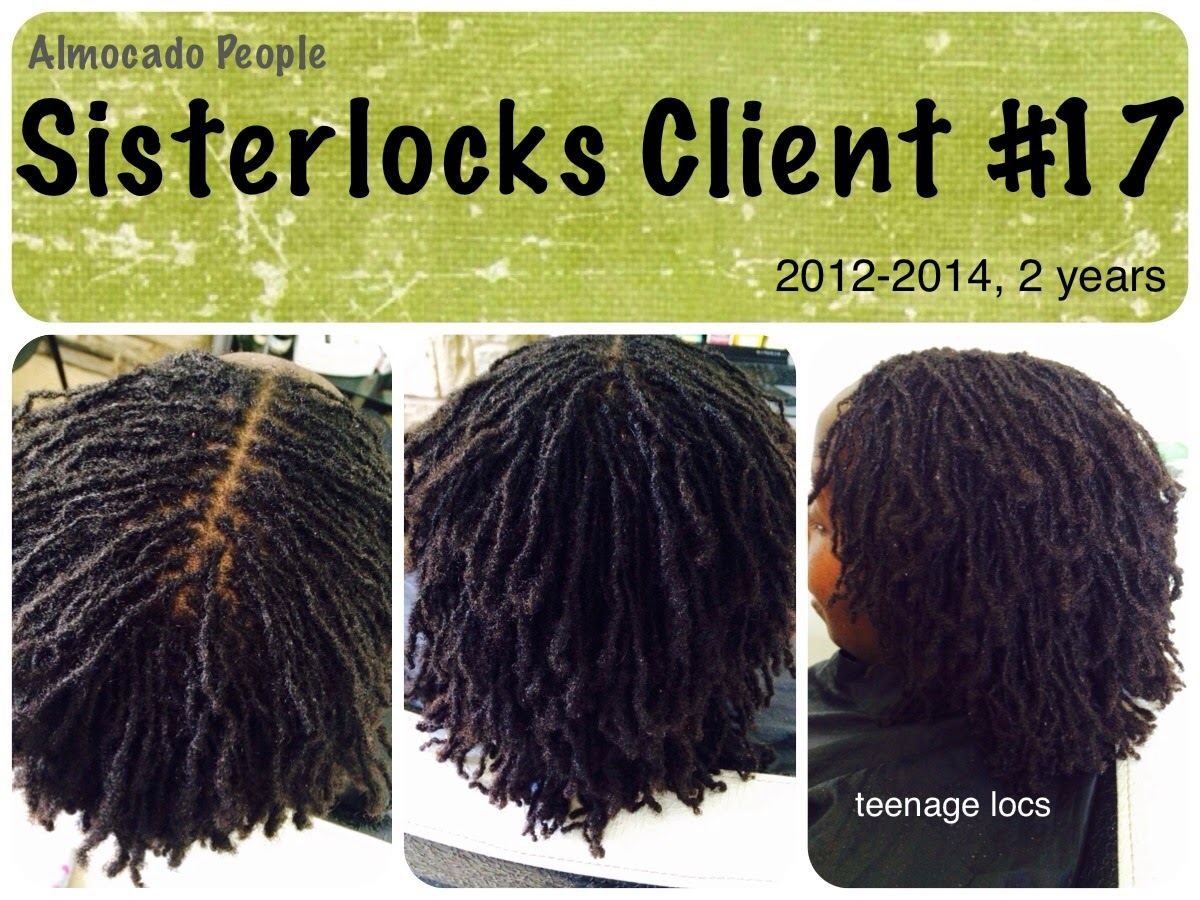 Almocado London  Sisterlocks and Holistic Hair Care Can