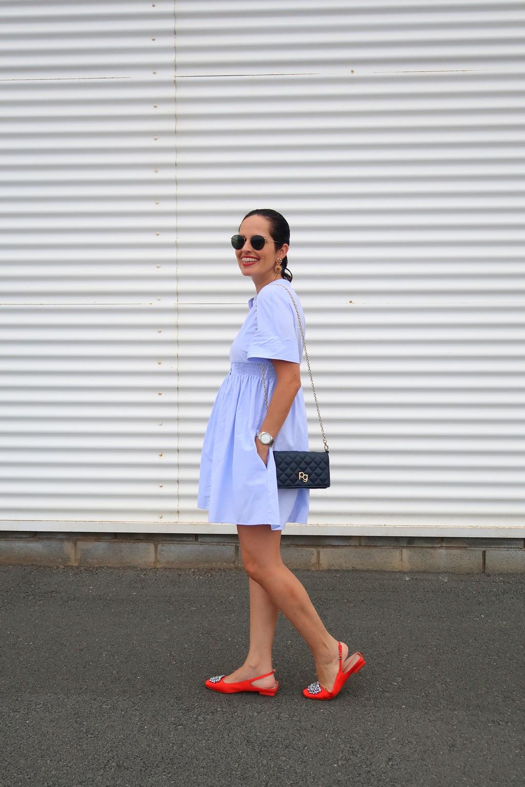 zara-blue-dress-outfit