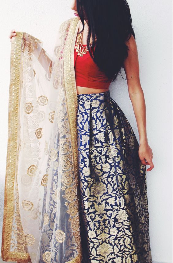 Stuning Indian Dress