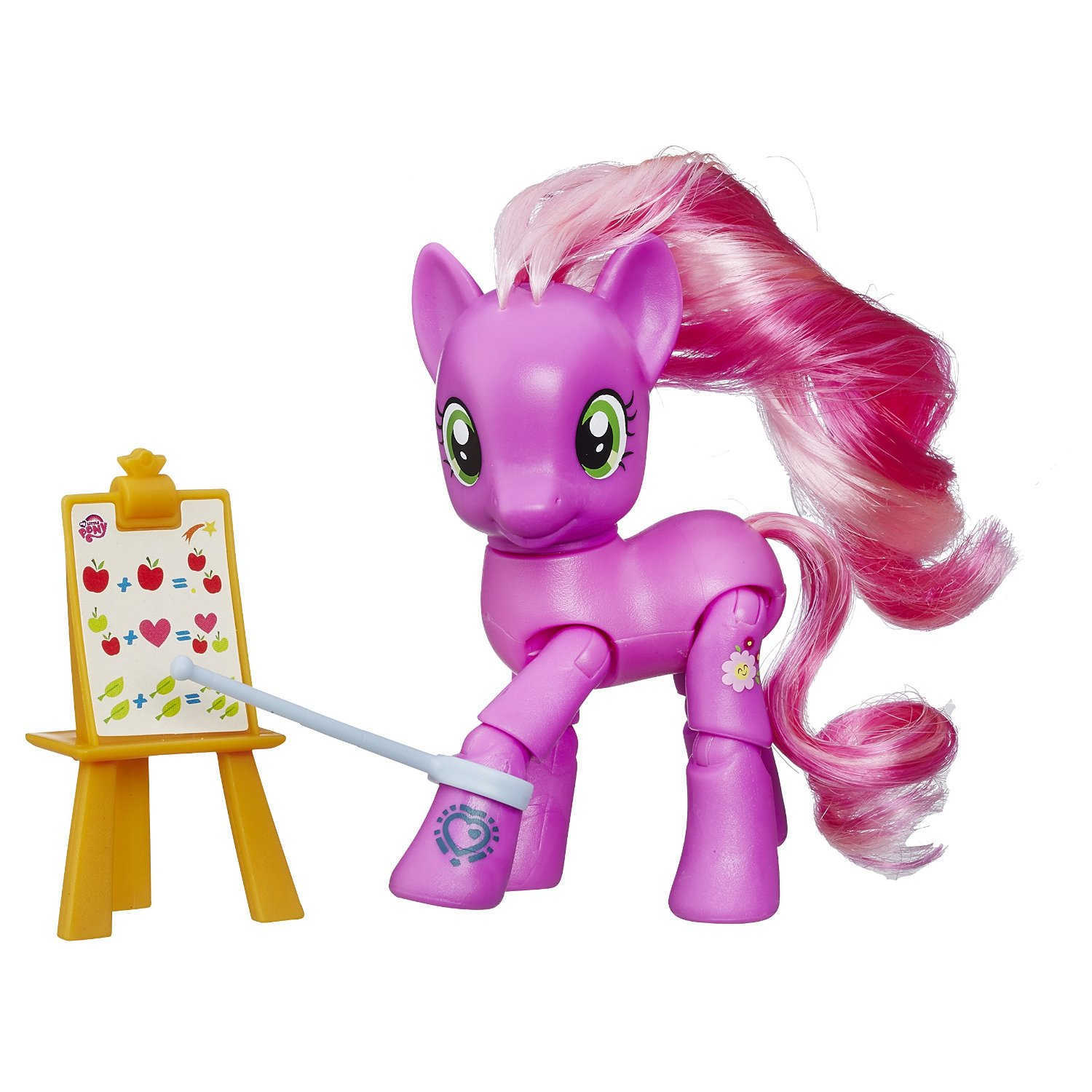 My Little Pony Toys : New poseable brushables listed on amazon mlp merch