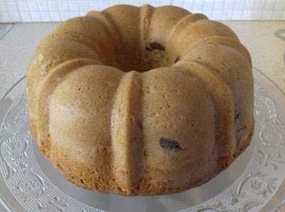 Μυρωδάτο κέικ με ελαιόλαδο