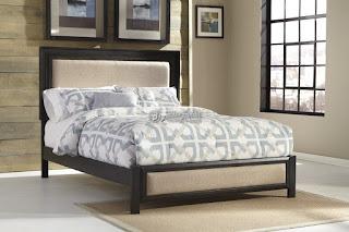 Set Tempat Tidur Minimalis Jati Asli